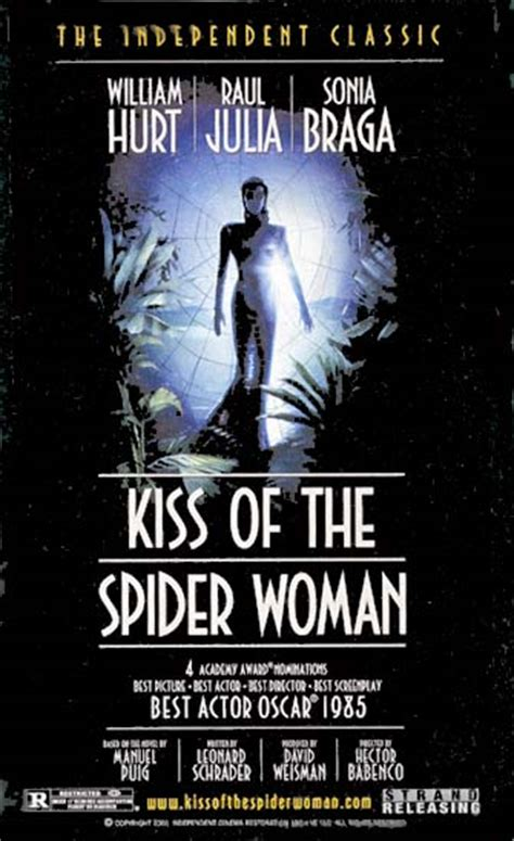 www.LeonardSchrader.com » Kiss of the Spider Woman (1985)