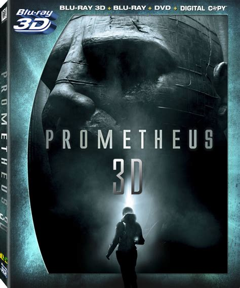 Latest Bluray & HD Covers: Prometheus (2012) Hollywood ...