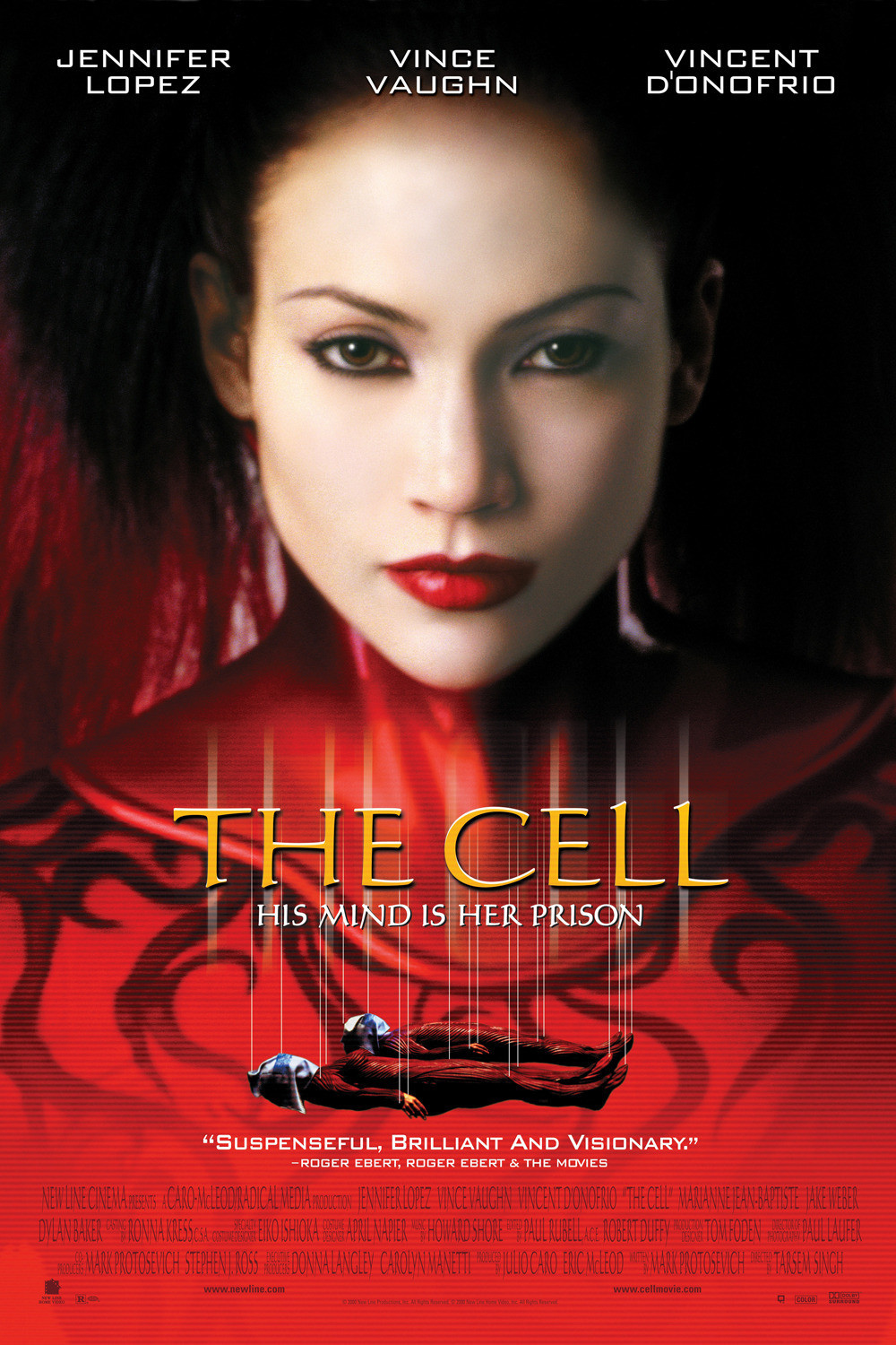 The Cell [2000]
