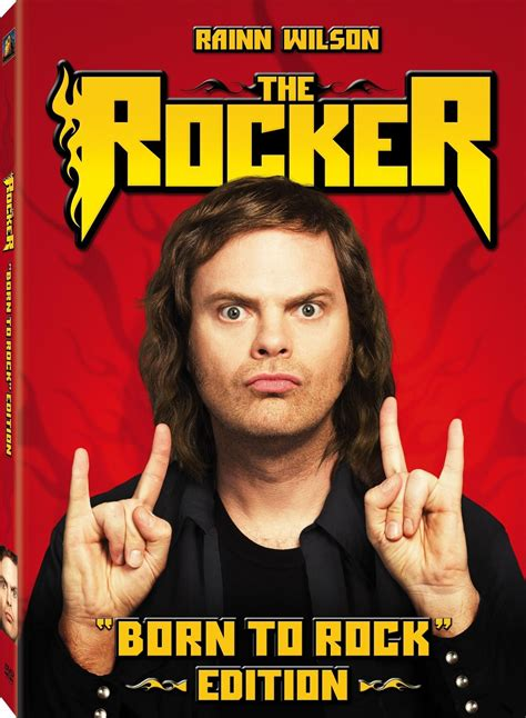 The Rocker DVD Release Date January 27, 2009