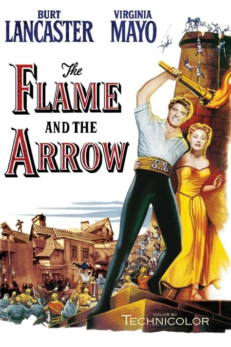 The Flame and the Arrow (1950) — The Movie Database (TMDb)