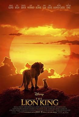 The Lion King (2019 film) - Wikipedia