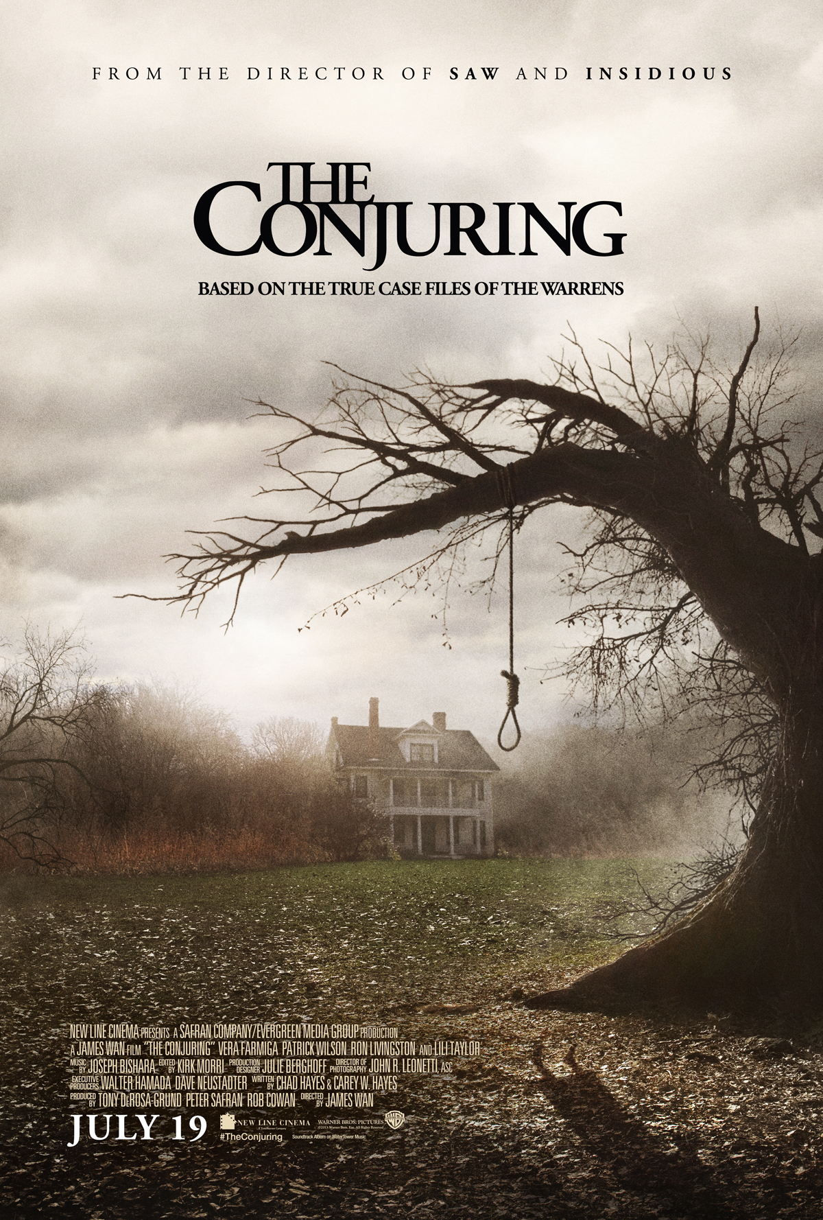 The Conjuring [2013]