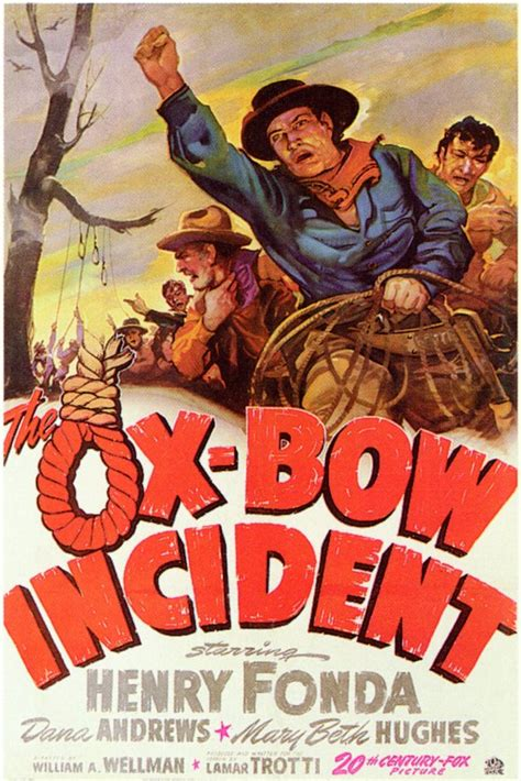 The Ox-Bow Incident Movie Posters From Movie Poster Shop