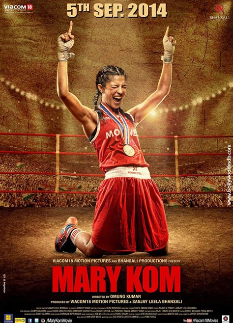 Download Mary Kom (2014) Movie HD Official Poster 1 ...