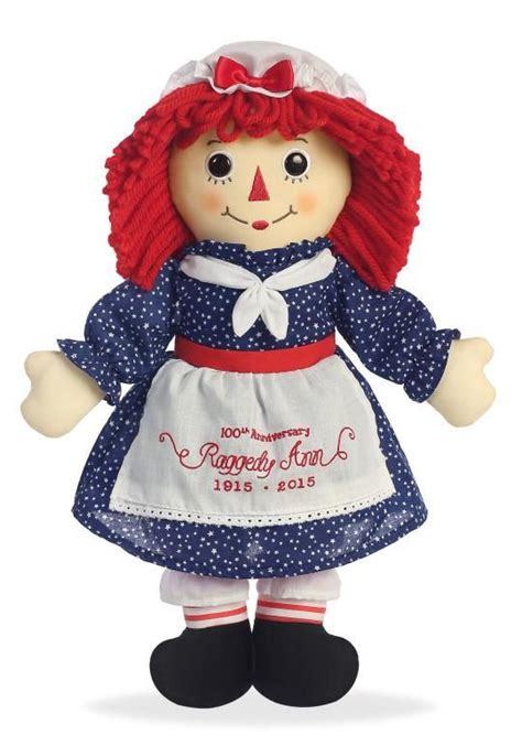 The Inside Story of Raggedy Ann, Who Turns 100 Years Old ...