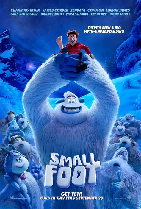 SMALLFOOT Official Movie Trailer - In Theaters September 28th!