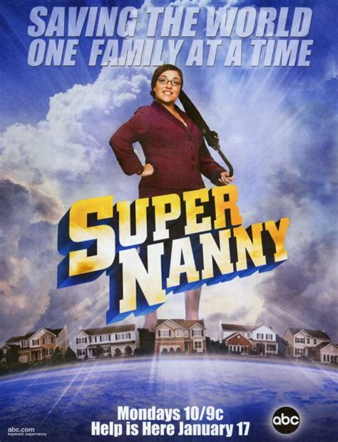 Supernanny Movie Posters From Movie Poster Shop