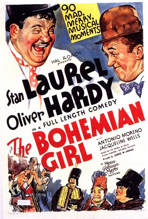 FilmFanatic.org » Bohemian Girl, The (1936)