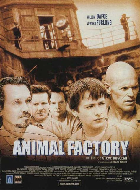 Animal Factory Movie Posters From Movie Poster Shop