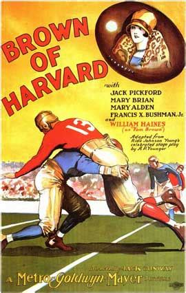 Brown of Harvard Movie Posters From Movie Poster Shop