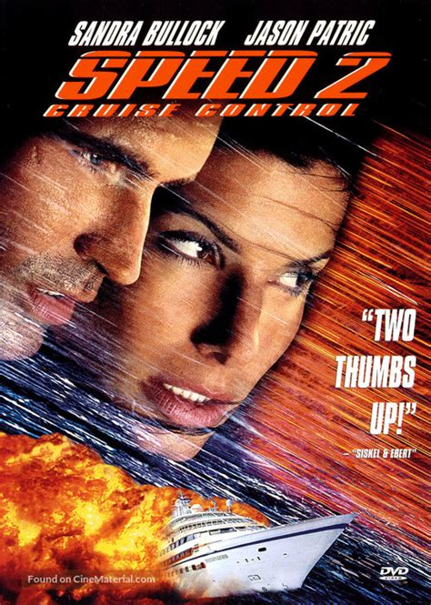 Speed 2: Cruise Control dvd cover