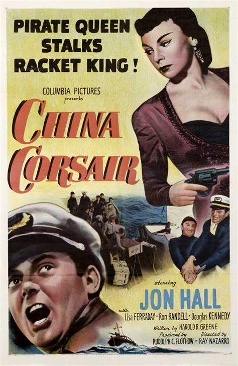 China Corsair Movie Posters From Movie Poster Shop