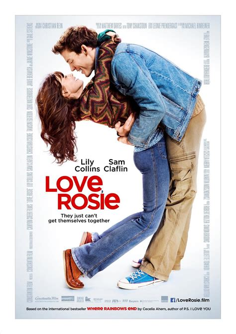 New poster for 'Love, Rosie' – TMI Source