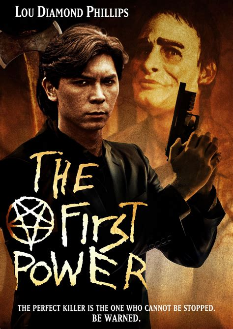 The First Power DVD Release Date
