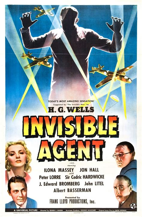 Universal's Invisible Man series: an appreciation thread