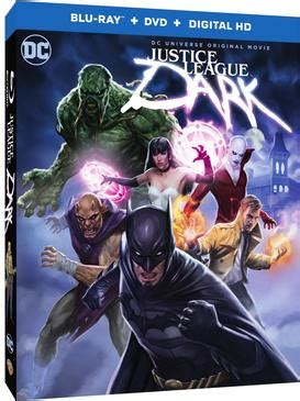 Justice League Dark (film) - Wikipedia