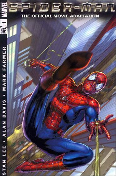 Spider-Man: The Official Movie A... 1 A, Jun 2002 Comic ...