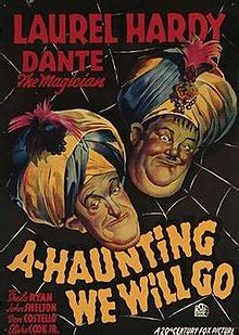 A-Haunting We Will Go (1942 film) - Wikipedia