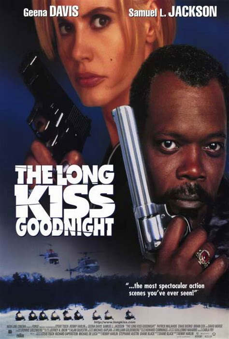 The Long Kiss Goodnight Movie Posters From Movie Poster Shop