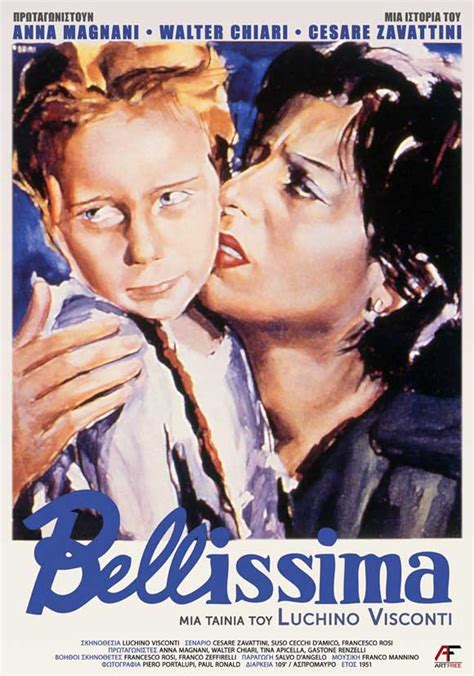 Bellissima Movie Posters From Movie Poster Shop