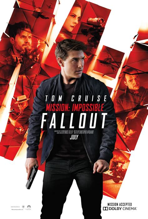 Movie Review - Mission: Impossible - Fallout (2018)