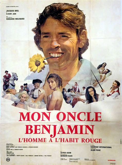 Jaquette/Covers Mon oncle Benjamin (Mon oncle Benjamin)