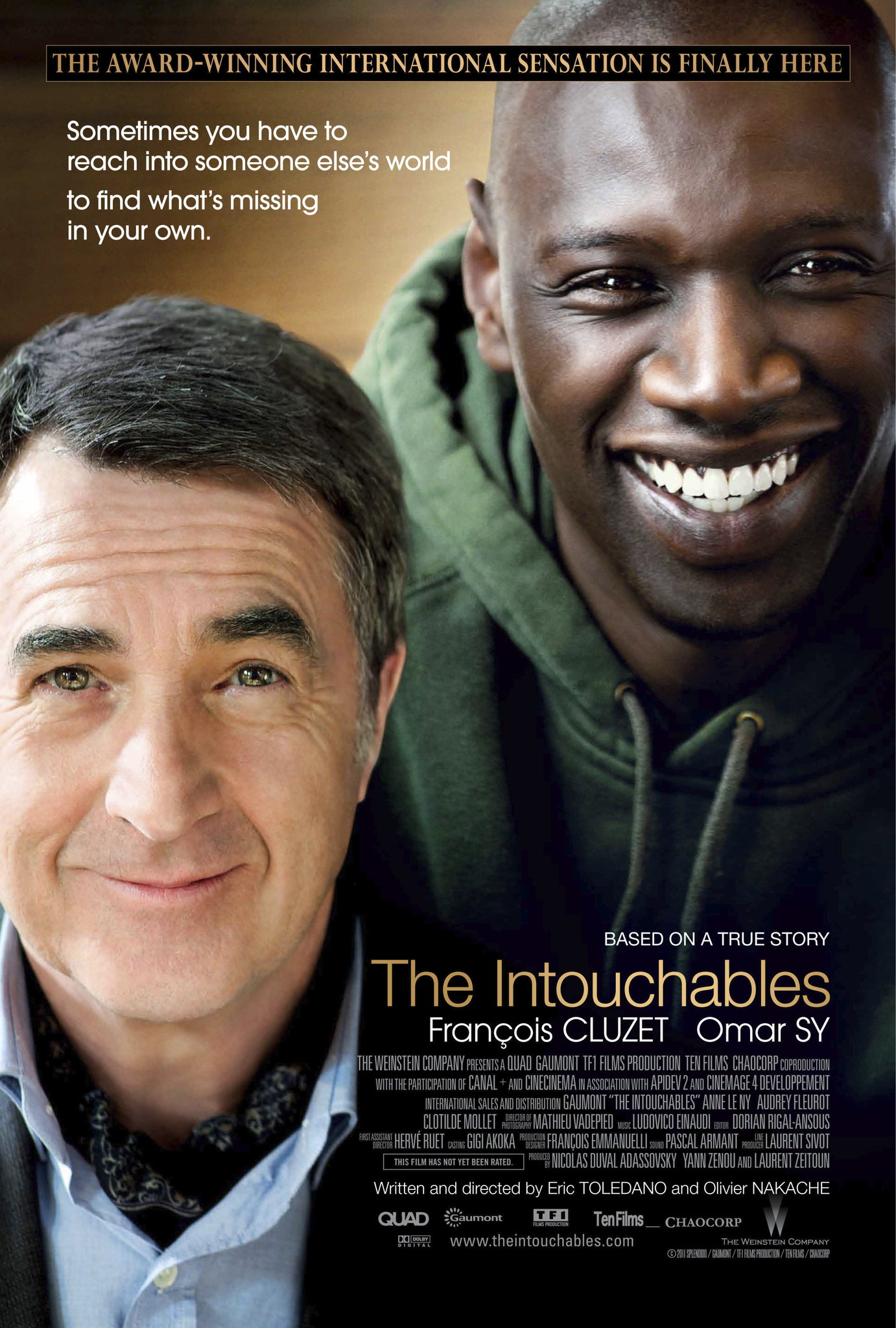 The Intouchables [2011]