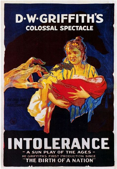 Intolerance Movie Poster (#1 of 2) - IMP Awards