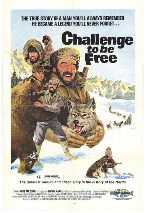 Challenge To Be Free Movie Posters From Movie Poster Shop