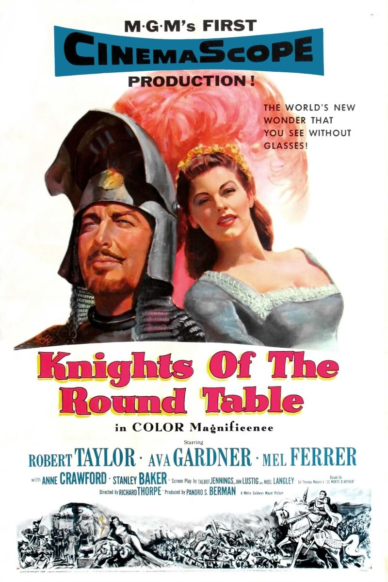 Knights of the Round Table [1953]