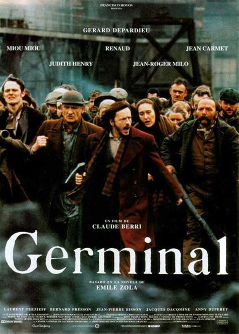 Germinal Movie Posters From Movie Poster Shop