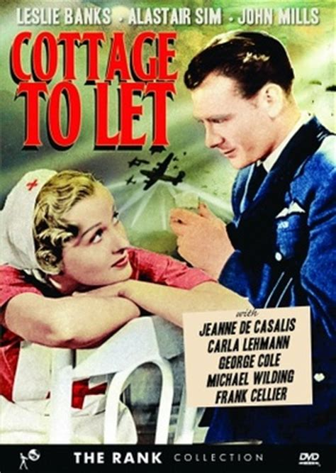 Cottage to Let (1941) movie poster #1078188 ...