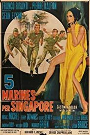 Five Ashore in Singapore