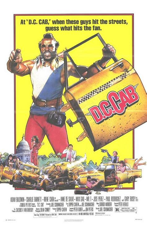 D.C. Cab 1983 | Find your film - movie recommendation ...