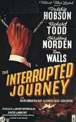 The Interrupted Journey - Wikipedia