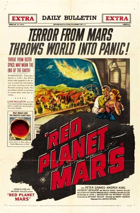Extended Cut: Simon Abrams's Film Journal: 31) Red Planet ...