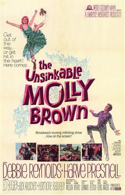 Love Those Classic Movies!!!: The Unsinkable Molly Brown ...