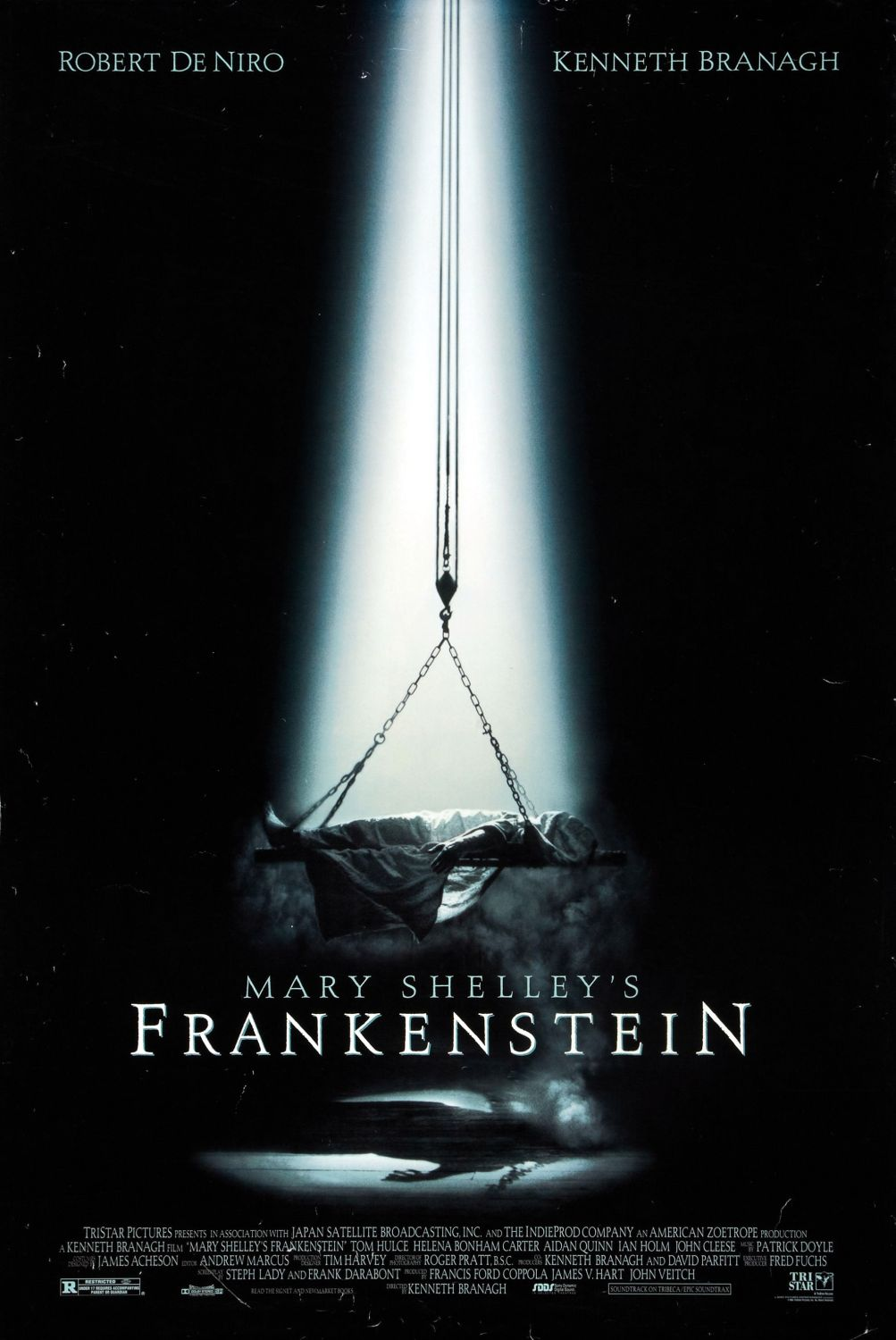 Mary Shelley's Frankenstein [1994]