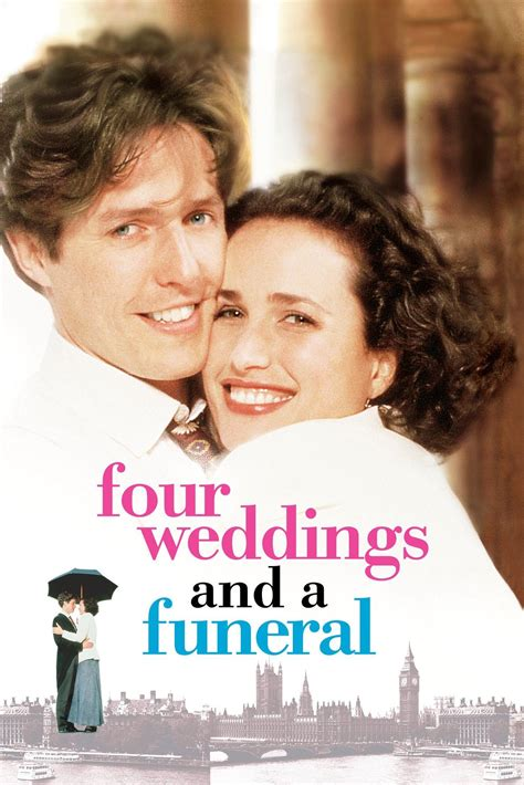 Four Weddings And A Funeral Movie Trailer, Reviews and ...