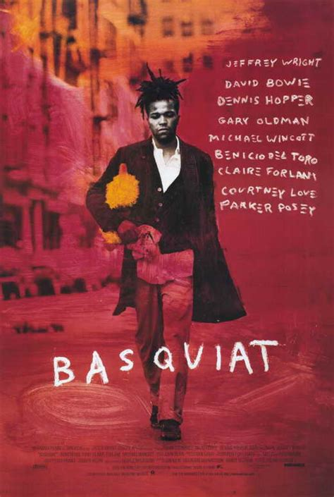 Basquiat Movie Posters From Movie Poster Shop