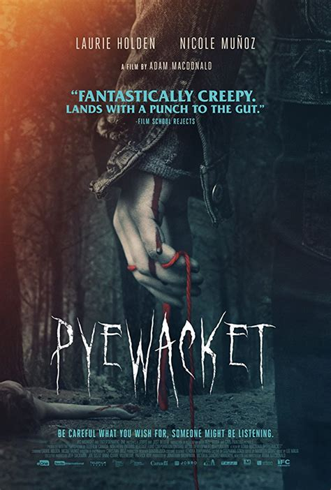 Watch Pyewacket (2017) Online Free - Iwannawatch