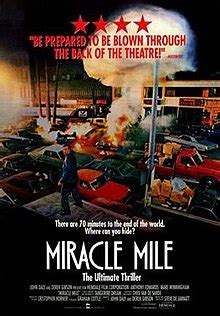 Miracle Mile (film) - Wikipedia