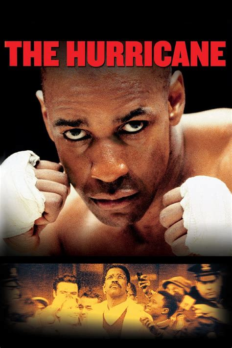 The Hurricane (1999) - Posters — The Movie Database (TMDb)