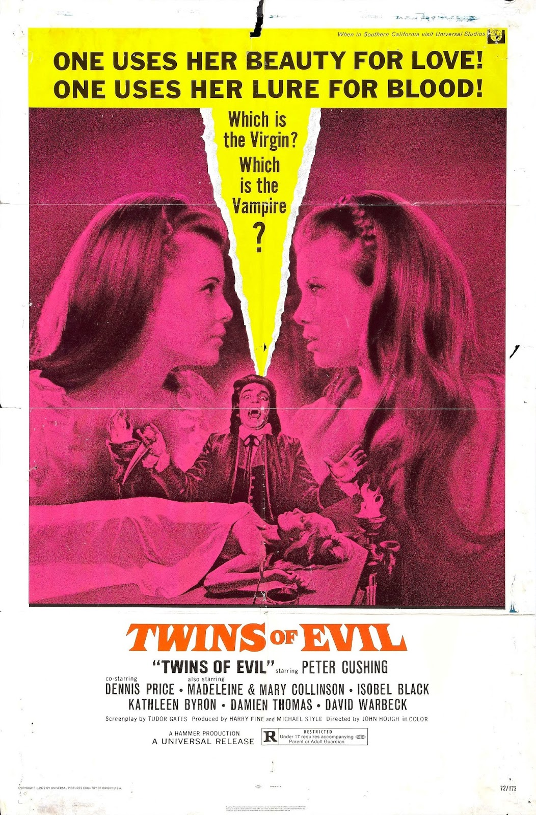 Twins of Evil [1971]