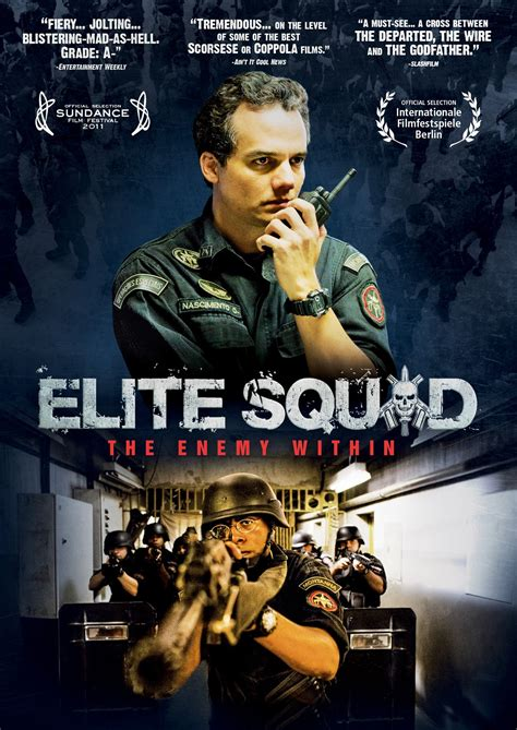 Elite Squad: The Enemy Within DVD Release Date February 14 ...