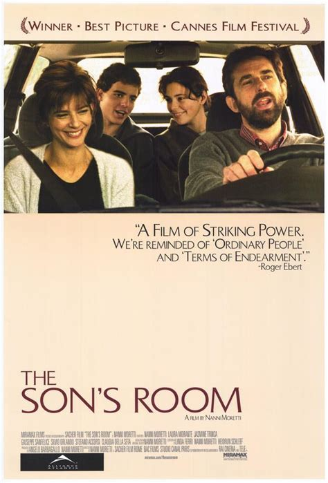 The Son's Room Movie Posters From Movie Poster Shop