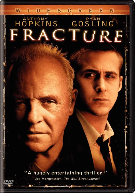 Fracture DVD Release Date August 14, 2007