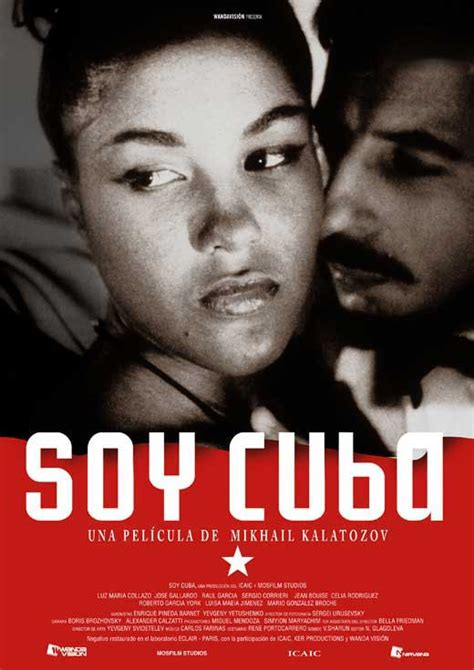 I Am Cuba Movie Posters From Movie Poster Shop
