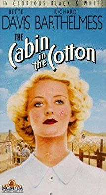The Cabin in the Cotton (1932) - IMDb